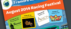 Tramore Racing Festival - Promotional Signage